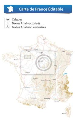Edycji mapy Francji