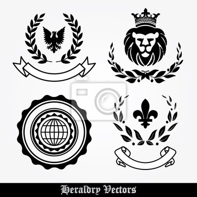 Elementy projektowania heraldyka