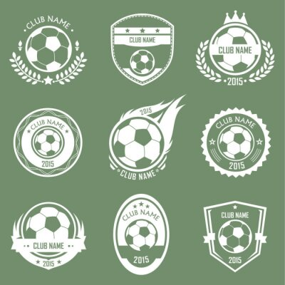 Emblematy piłkarskie