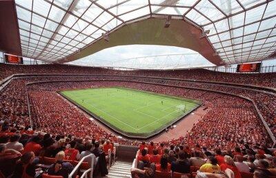 Naklejka Emirates Football Stadium View