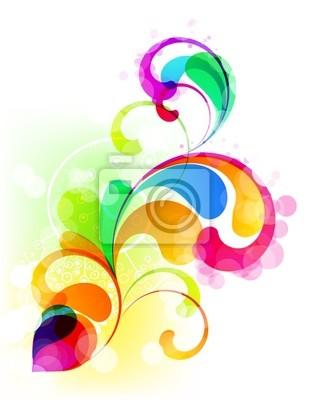 EPS10. Graficzny do edycji kolorowe trendy