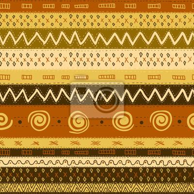 Ethnic African Jednolite Tło