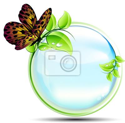 Naklejka Farfalla Sfera Bio Energia