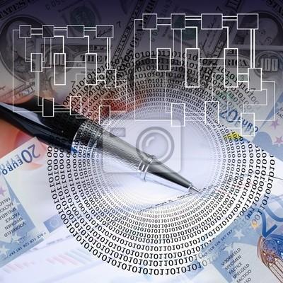 finansowych i wykresy