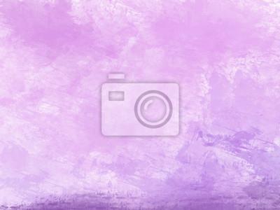 Fioletowe tło akwarela / ilustracja malarstwo