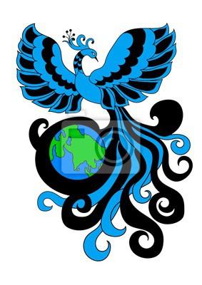 Firebird otacza planetę Ziemię