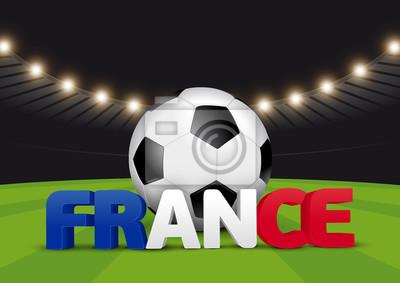 Foot Francja Stade