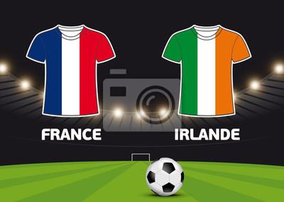 Foot - Francja vs Irlande