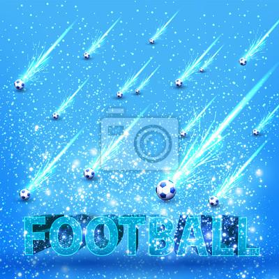 football grunge lampka karty etap