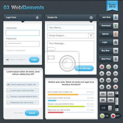 Formularze WWW i przyciski