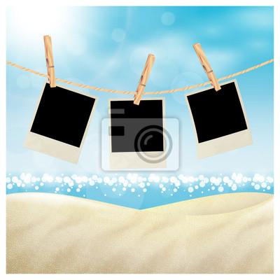 Naklejka Fotografia w Spiaggia, nieruchomości