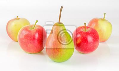 Naklejka fruits4