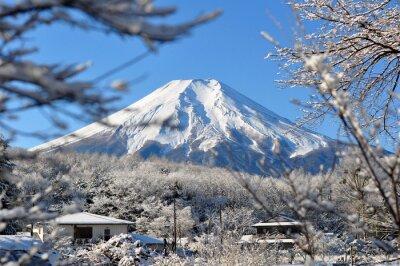 Naklejka Fuji