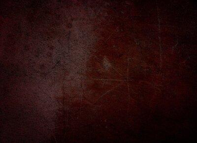 Naklejka Full Frame Shot Of Maroon Wall