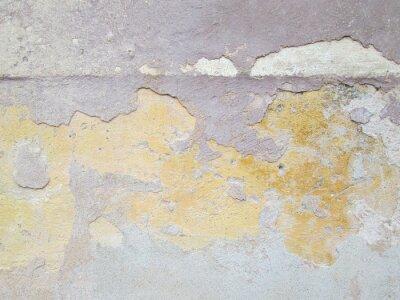 Naklejka Full Frame Shot Of Weathered Wall