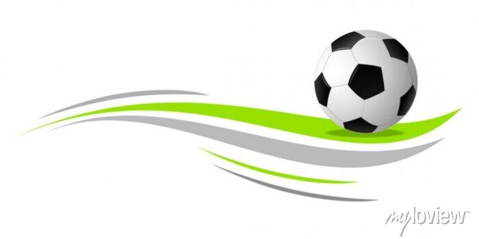 Naklejka Fussball - piłka nożna - 147