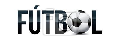 Futbol Piłka nożna Piłka nożna koncepcja słowo sztuka ilustracja