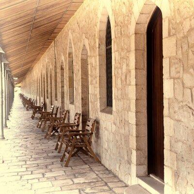 Naklejka Galeria w Jerozolimie