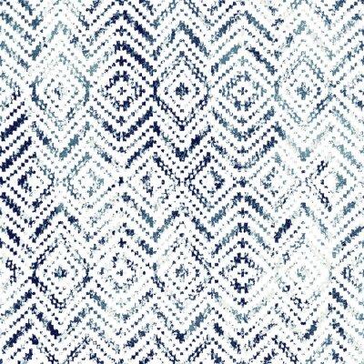 Naklejka Geometry texture repeat creative modern pattern