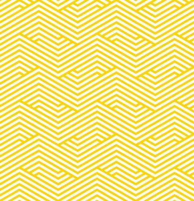Naklejka geometryczny wzór w paski