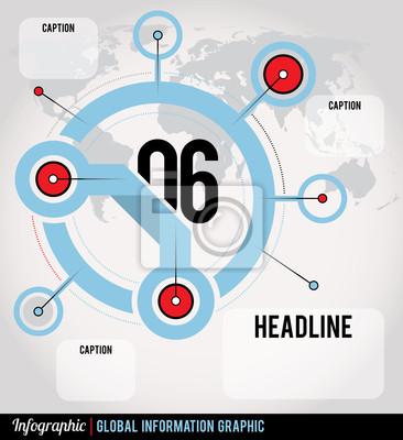 Globalny Infograficzna