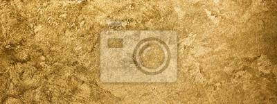 Naklejka Golden texture background. Vintage gold.