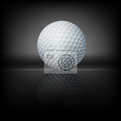 Golfball Wszystkie elementy są w oddzielnych warstwach i pogrupowane.