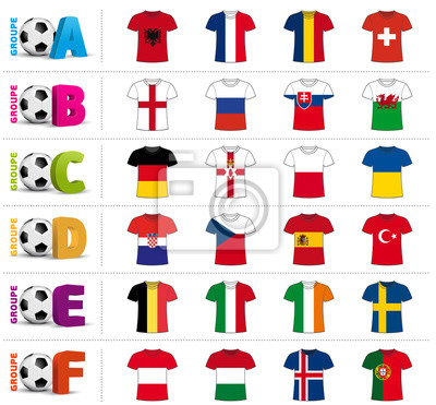 Groupes Euro Foot