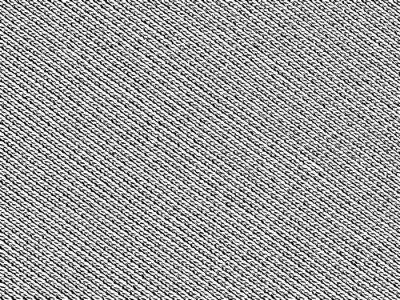 Naklejka Grunge texture linen fabric. Vector illustration. Natural background for design. monochrome background of rough canvas