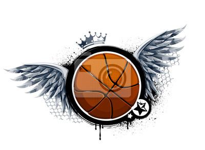 Grunge z koszykówki