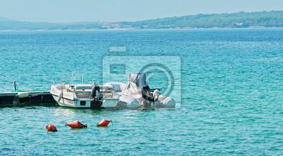 gumy ponton i łodzi