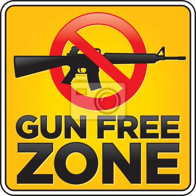 Gun Free Zone Assault Rifle Zaloguj