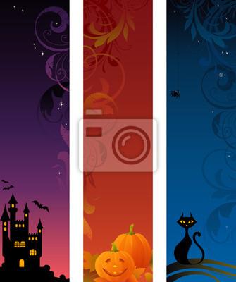 halloween banery