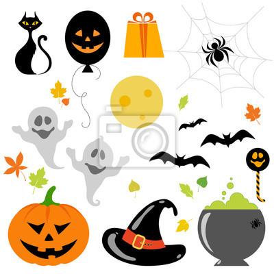 halloween obiekty