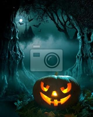 Halloween projekt