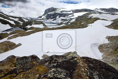 Hardangervidda, Norwegia