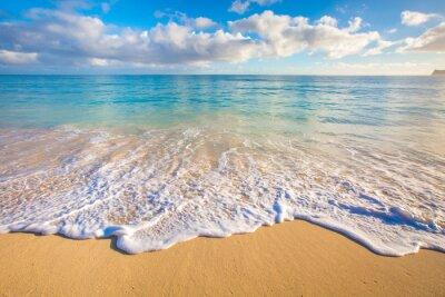 Naklejka Hawaje Plaże