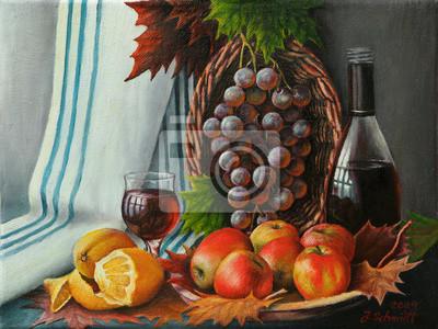 Naklejka Herbstliches Stilleben