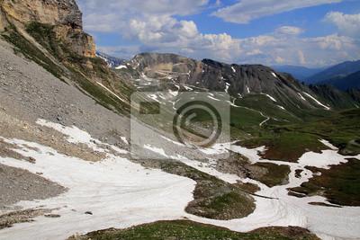 High Alpine Road, w Austrii