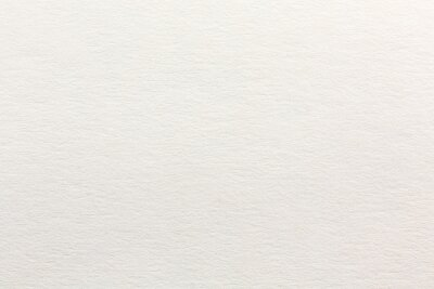 Naklejka highly-textured white watercolor paper. paper texture for artwork