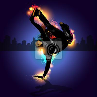hiphop taniec