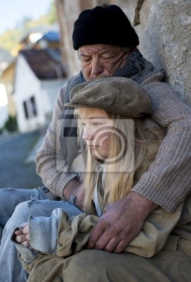 Homeless rodzina