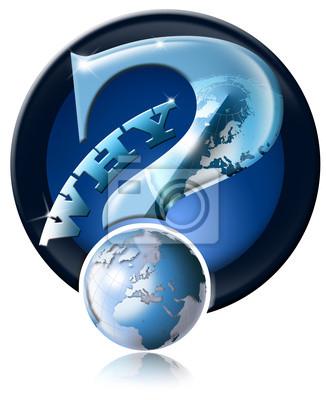 Ikona Dlaczego globalne pytania?