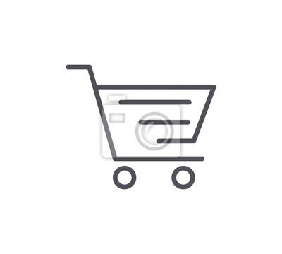 Ikona koszyka zakupów