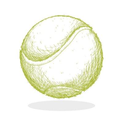 Naklejka Ikona sportu projektowania
