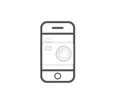 Ikona telefonu komórkowego