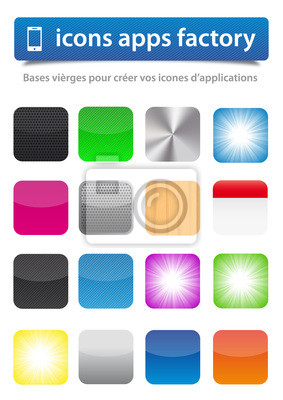 Ikony Apps Fabryka