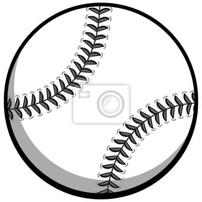 Ilustracja Baseball