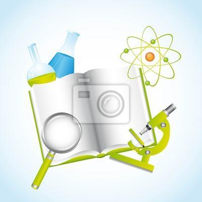 Ilustracja chemiczne