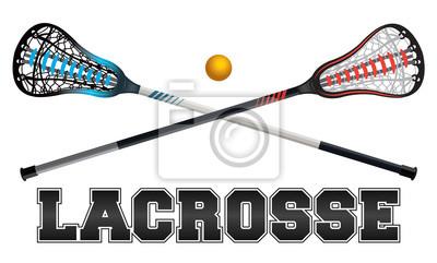 Ilustracja Projekt Lacrosse